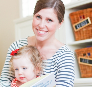 Sarah Holden, Speech-Language Pathologist & Founder of Building Blocks