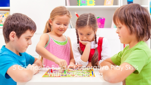 Preschool Cooperative Play